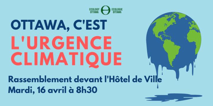 FR Climate Emergency banner